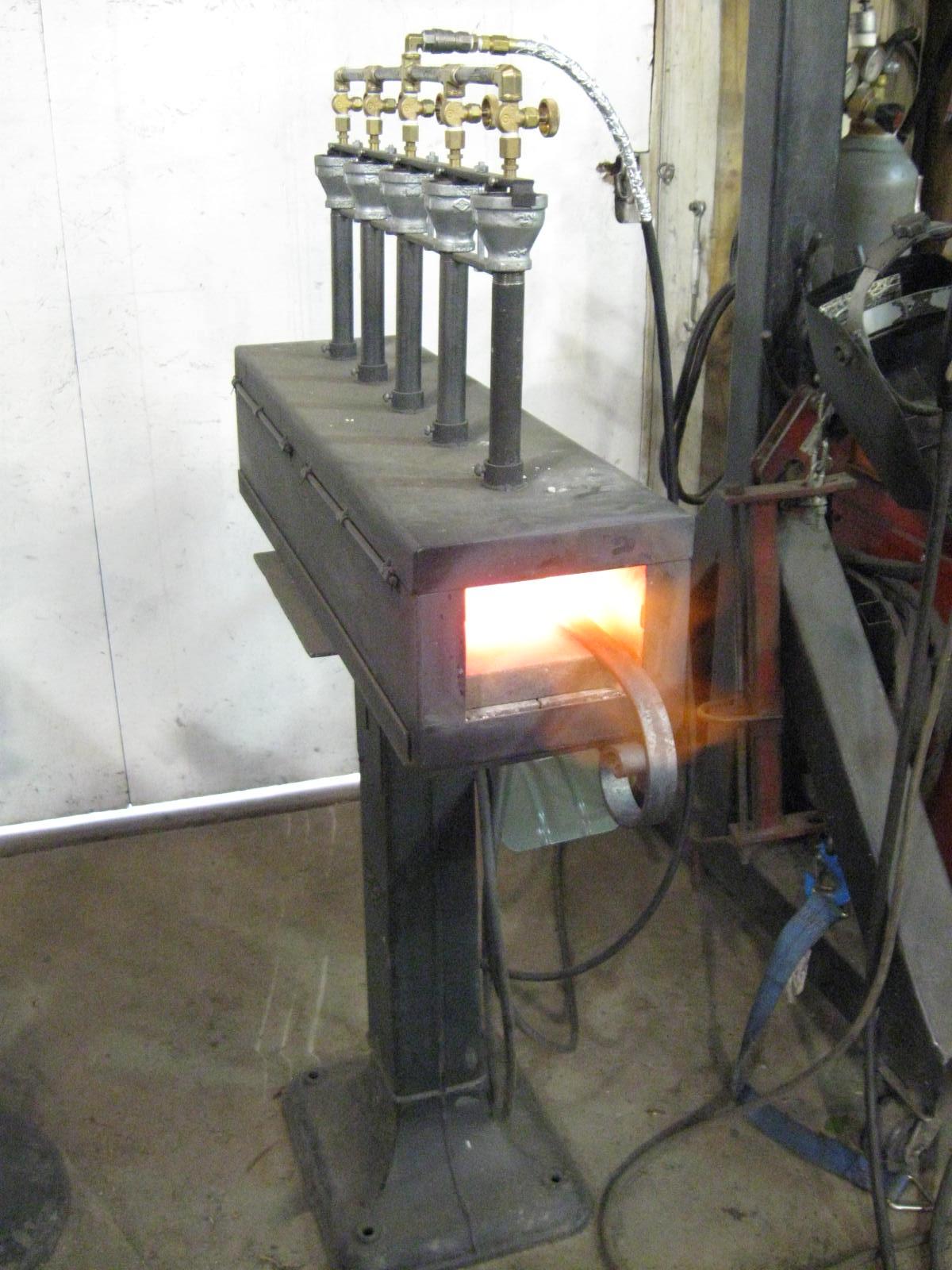 tour the forge village blacksmith inc